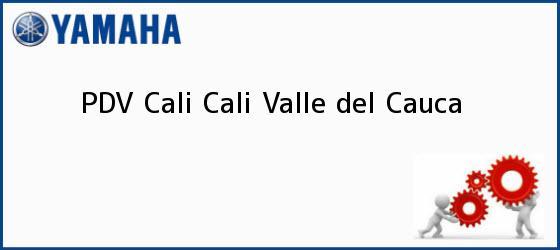 Teléfono, Dirección y otros datos de contacto para PDV Cali, Cali, Valle del Cauca, Colombia