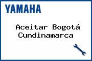 Aceitar Bogotá Cundinamarca