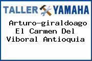 Arturo-giraldoago El Carmen Del Viboral Antioquia