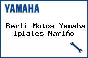 Berli Motos Yamaha Ipiales Nariño