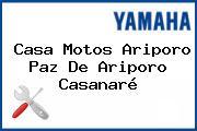 Casa Motos Ariporo Paz De Ariporo Casanaré