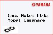 Casa Motos Ltda Yopal Casanare