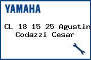 CL 18 15 25 Agustin Codazzi Cesar