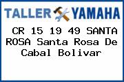 CR 15 19 49 SANTA ROSA Santa Rosa De Cabal Bolivar