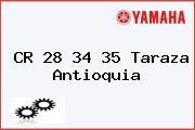 CR 28 34 35 Taraza Antioquia