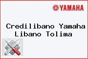 Credilibano Yamaha Libano Tolima
