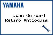 Juan Guicard Retiro Antioquia