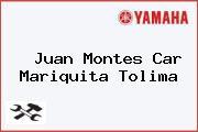 Juan Montes Car Mariquita Tolima