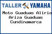 Moto Guaduas Alirio Ariza Guaduas Cundinamarca