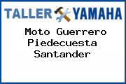 Moto Guerrero Piedecuesta Santander