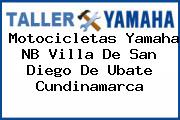 Motocicletas Yamaha NB Villa De San Diego De Ubate Cundinamarca