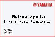 Motoscaqueta Florencia Caqueta