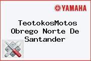 TeotokosMotos Obrego Norte De Santander