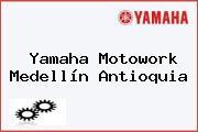 Yamaha Motowork Medellín Antioquia