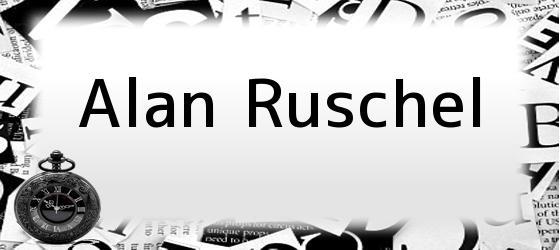 Alan Ruschel