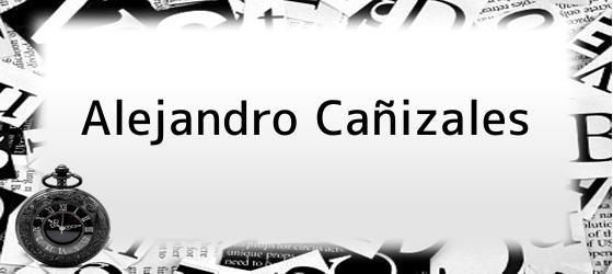 Alejandro Cañizales