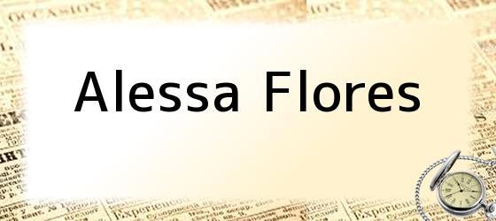Alessa Flores