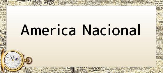 America Nacional