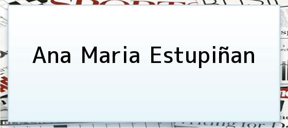 Ana Maria Estupiñan