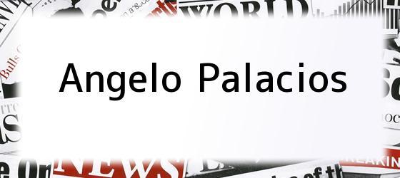 Angelo Palacios