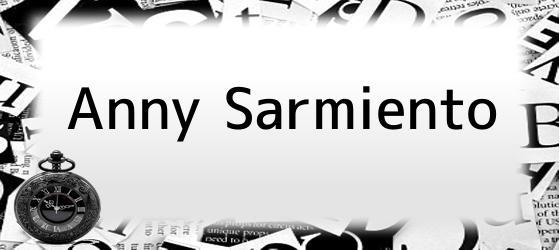 Anny Sarmiento
