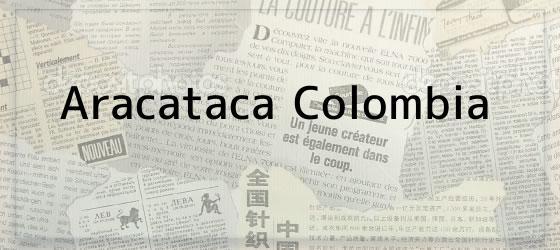 Aracataca Colombia