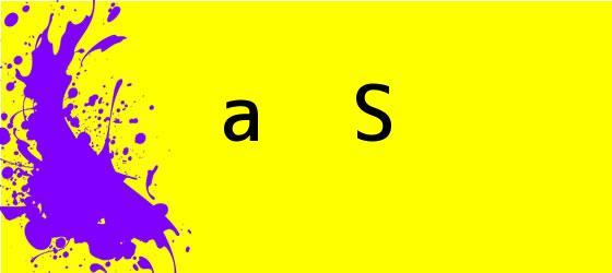 <i>aS</i>