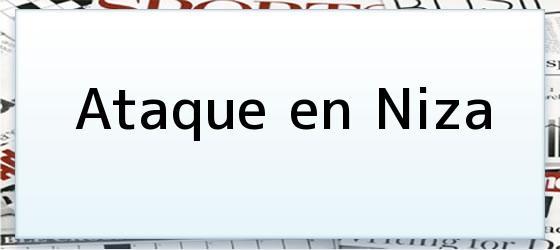 Ataque en Niza