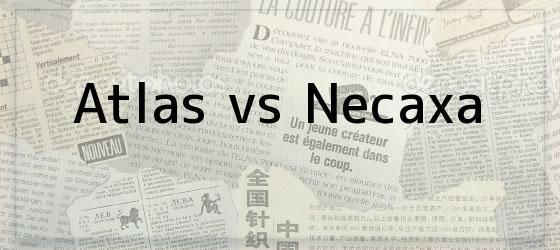 Atlas vs Necaxa
