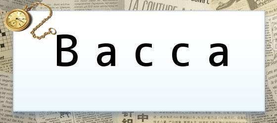 Bacca