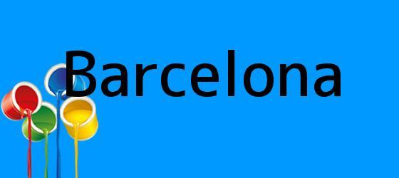 <i>Barcelona</i>