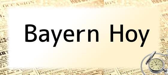 Bayern Hoy