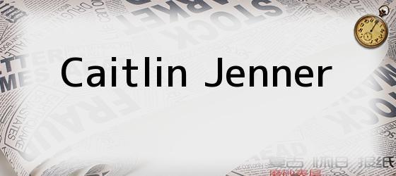 Caitlin Jenner