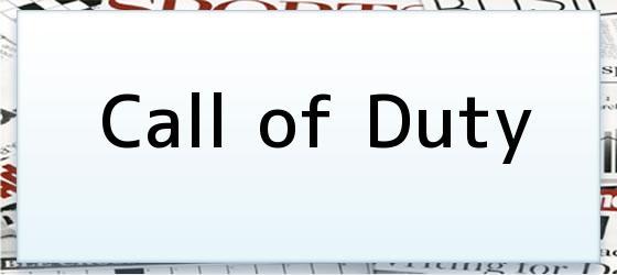 <i>Call of Duty</i>