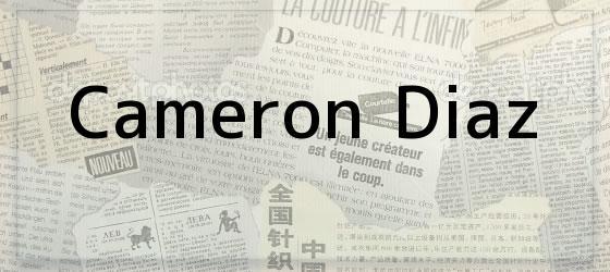 Cameron Diaz