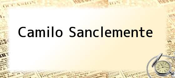 Camilo Sanclemente