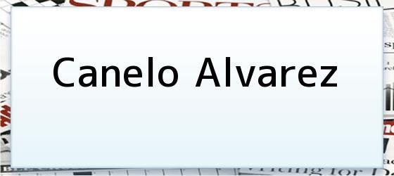 Canelo Alvarez
