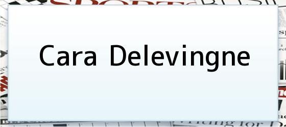 Cara Delevingne