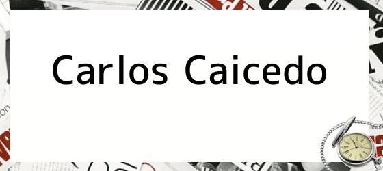 Carlos Caicedo