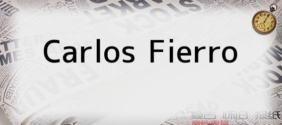 Carlos Fierro