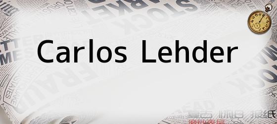 Carlos Lehder