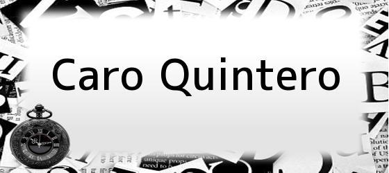 Caro Quintero