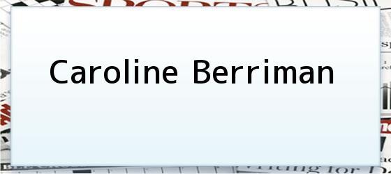 Caroline Berriman