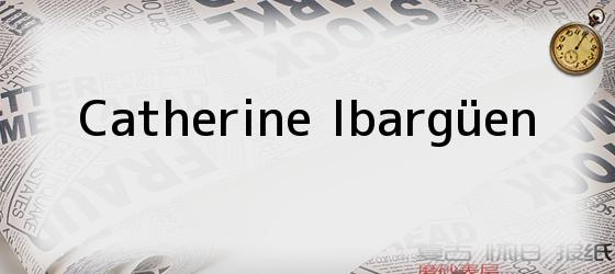 Catherine Ibargüen