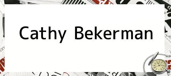 Cathy Bekerman