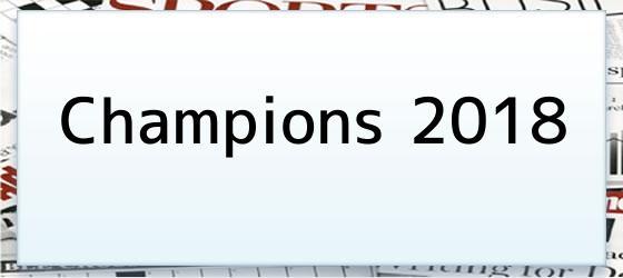 Champions 2018