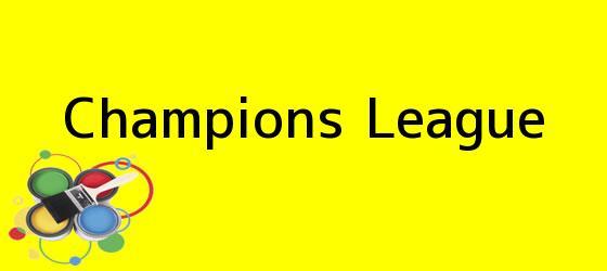 <i>Champions League</i>