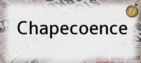 Chapecoence