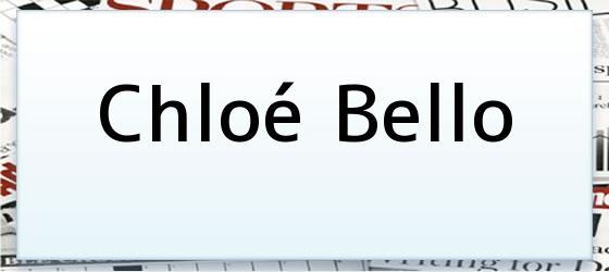 Chloé Bello
