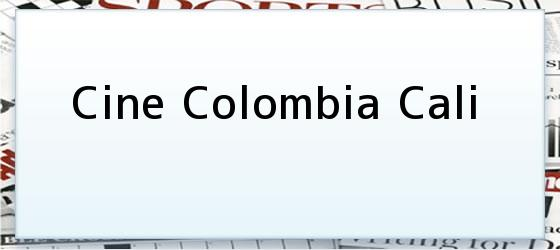 Cine Colombia Cali